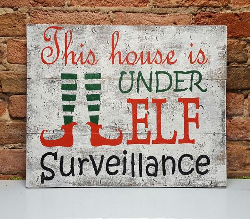 383 - Elf Surveillance