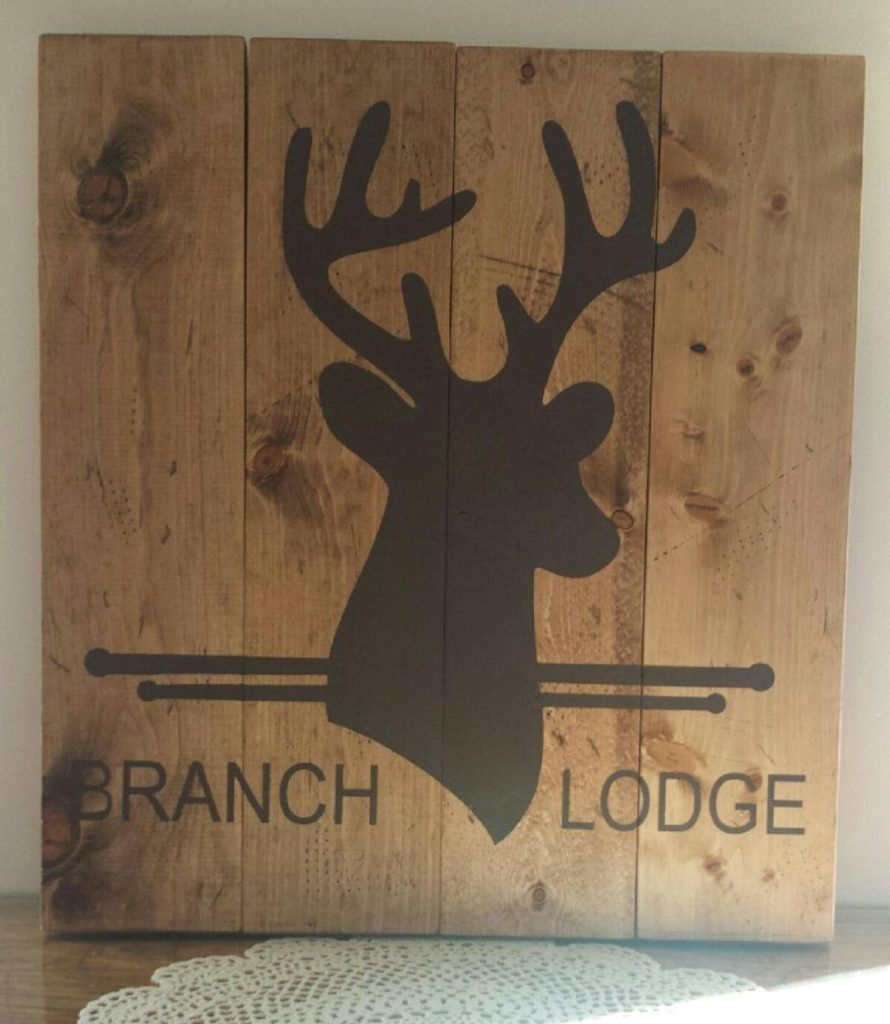 308 - Deer Lodge Personalized