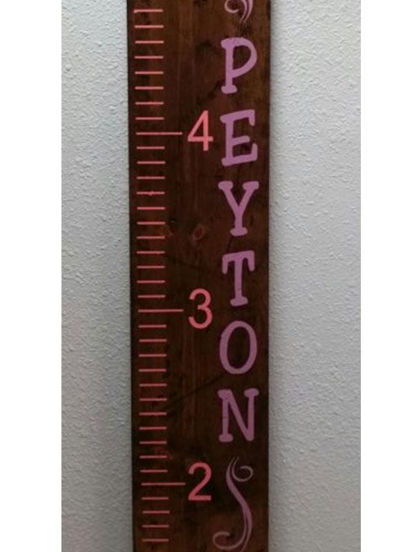 301 - Peyton Girl Ruler
