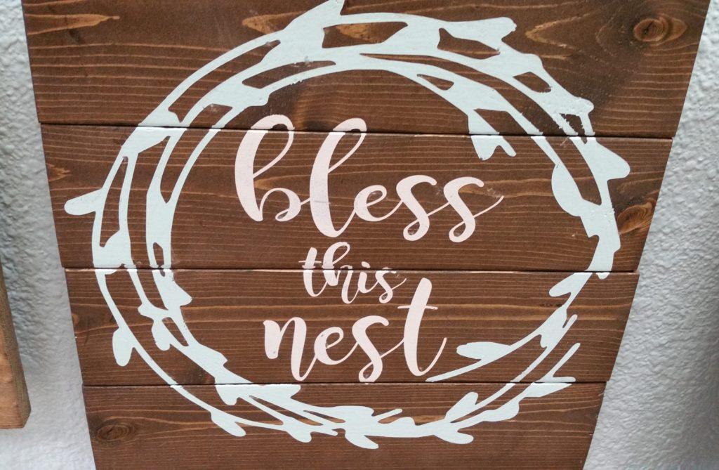 804 - Bless this nest