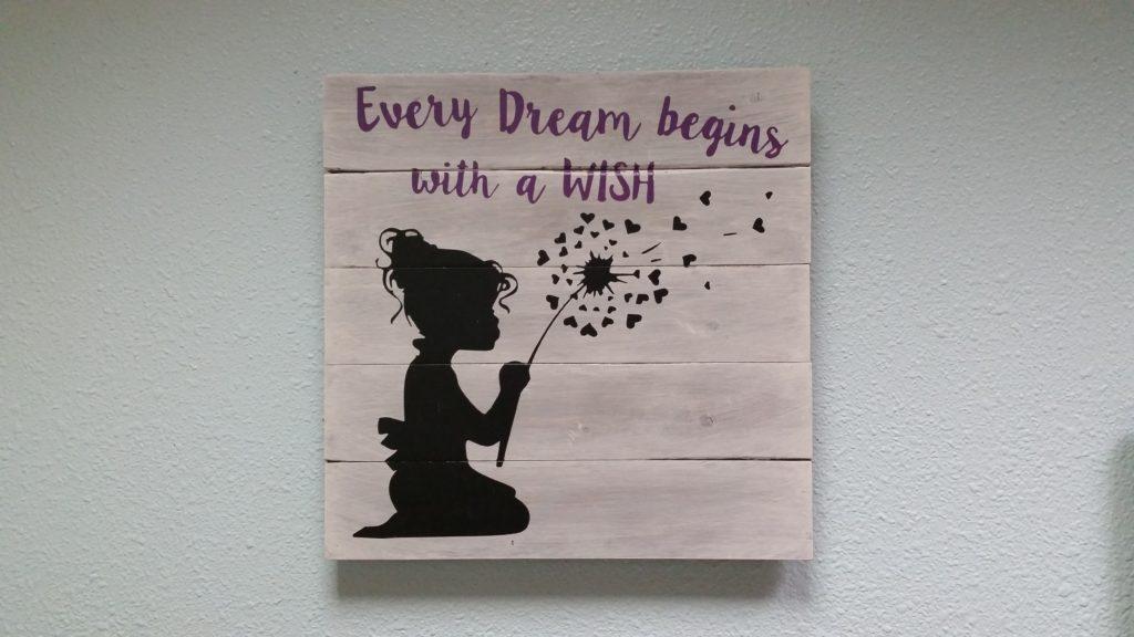 312 - Every dream begins