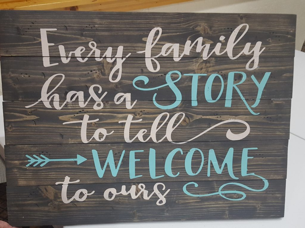 279 - Every Family has a Story