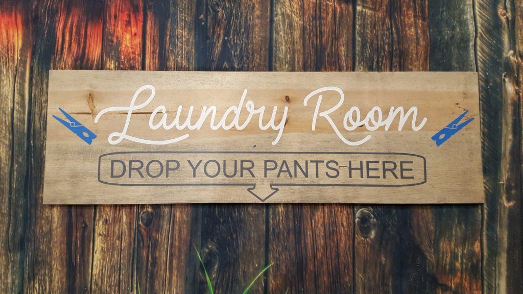 268 - Laundry Room - Drop