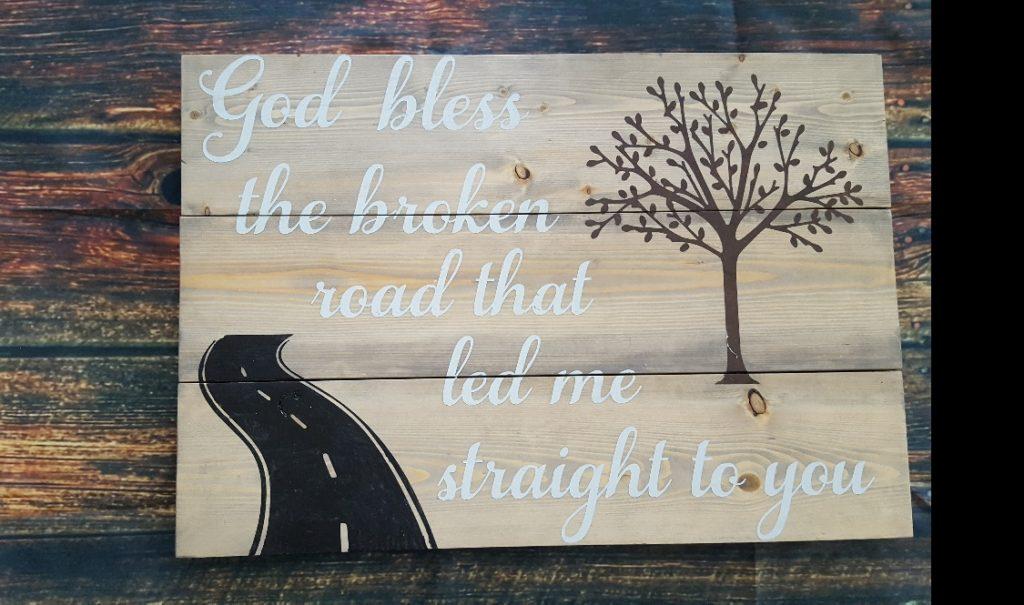 304 - The Broken Road