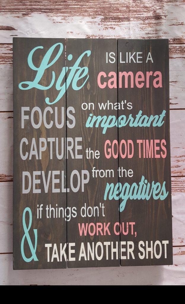 271 - Life Is Like a Camera