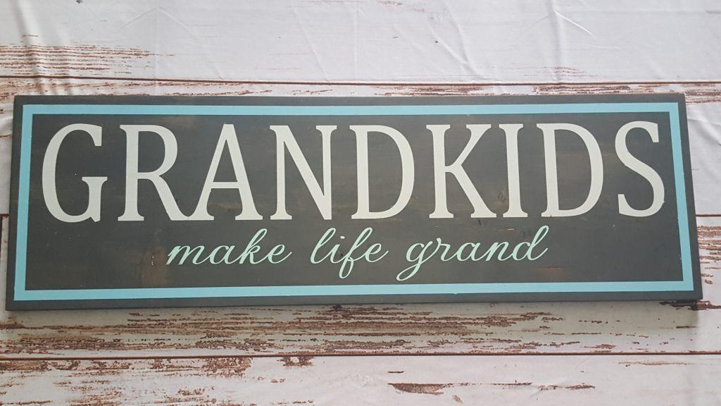 251 - Grandkids Make Life Grand