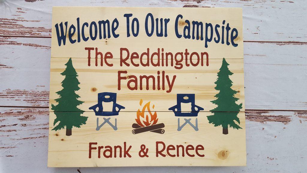 231 - Our Campsite