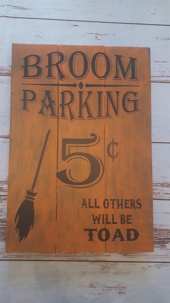 363 - Broom Parking