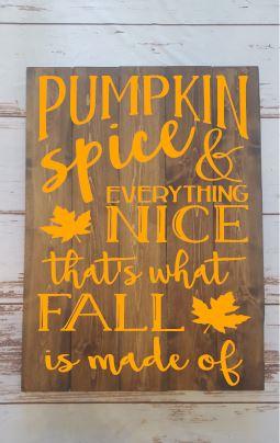 352 - Pumpkin Spice