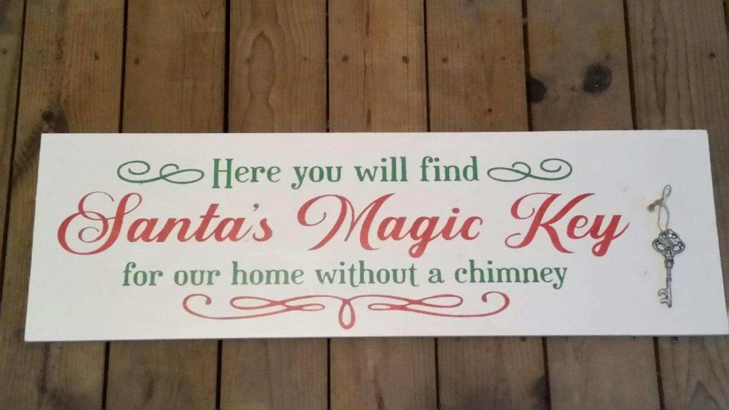 391 - Santas Magic Key