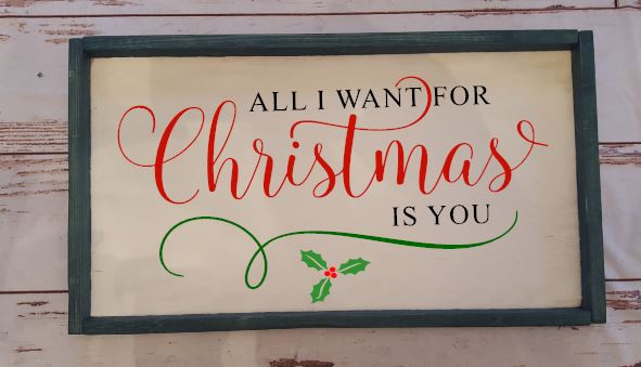 415 - All I Want for Christmas