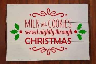 400 - Milk and Cookies