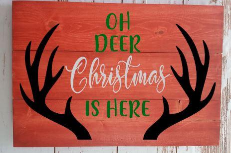 397 - Oh Deer Christmas