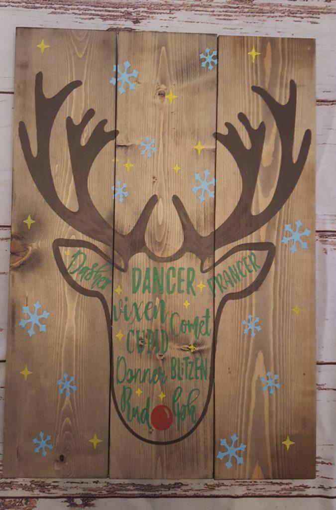 394 - Reindeer Names