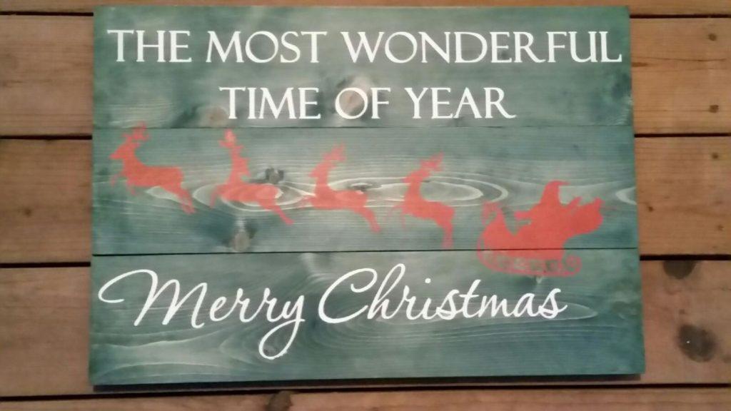 389 - Wonderful Time-Merry Christmas