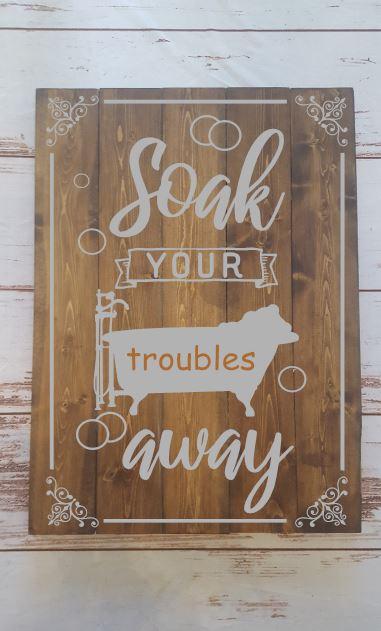 234 - Soak Your Troubles Away