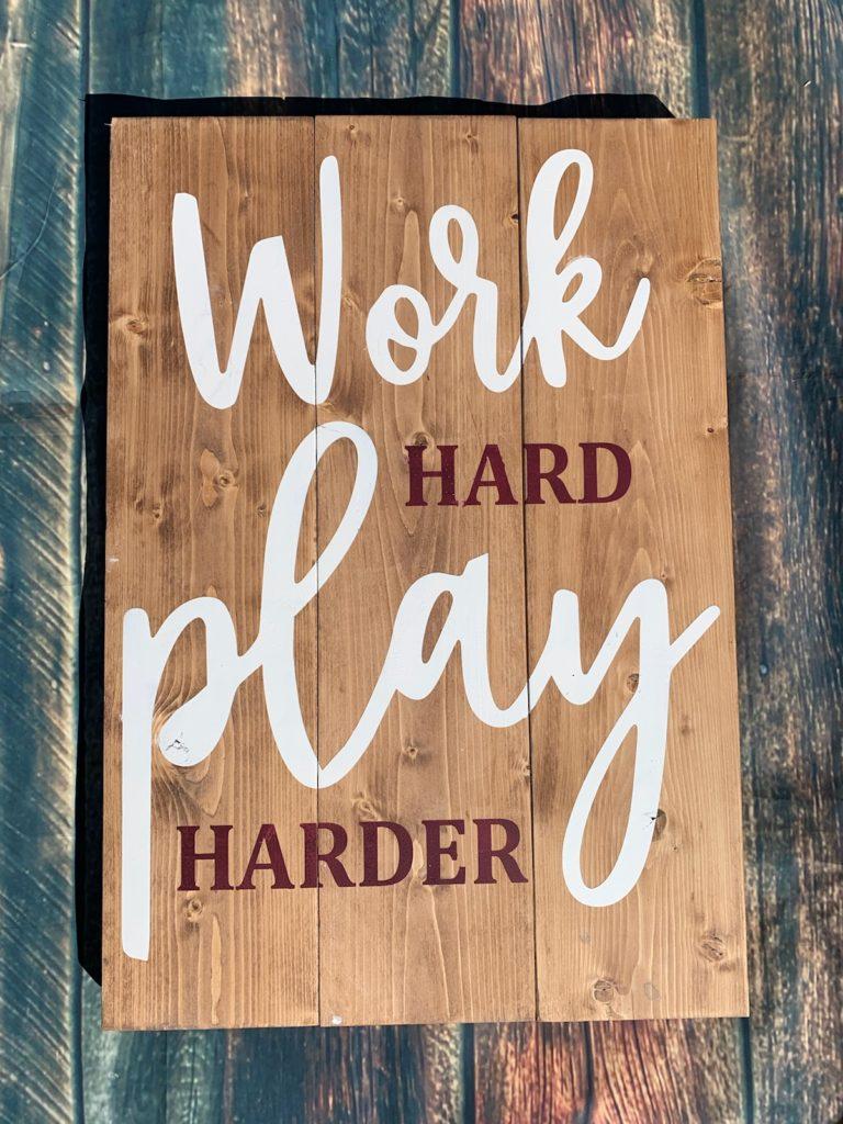 242 - Work Hard
