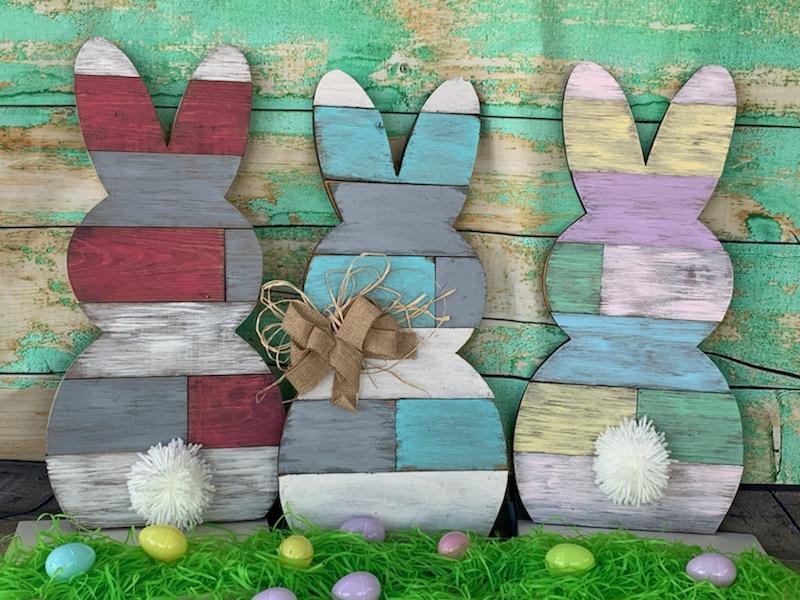 436 - Distressed Bunny