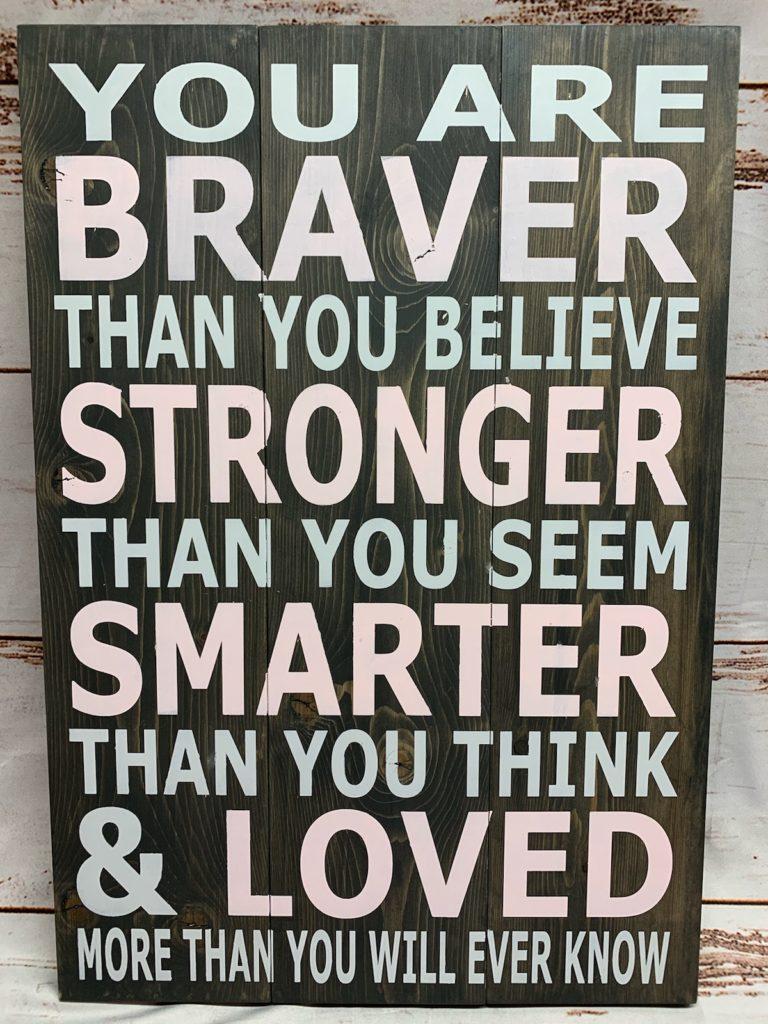 280 - You Are Braver