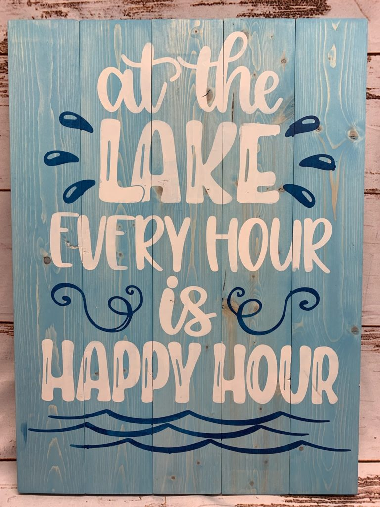206 - At The Lake Every Hour