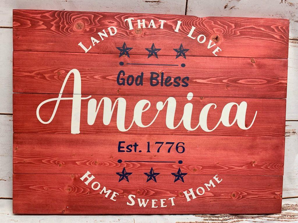 203 - God Bless America