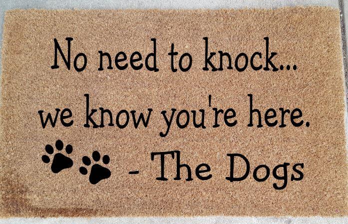 908 - No Need To Knock