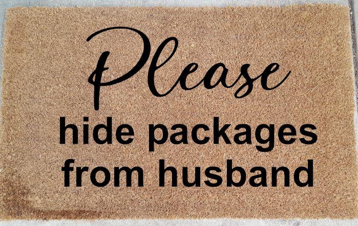 906 - Please Hide Packages
