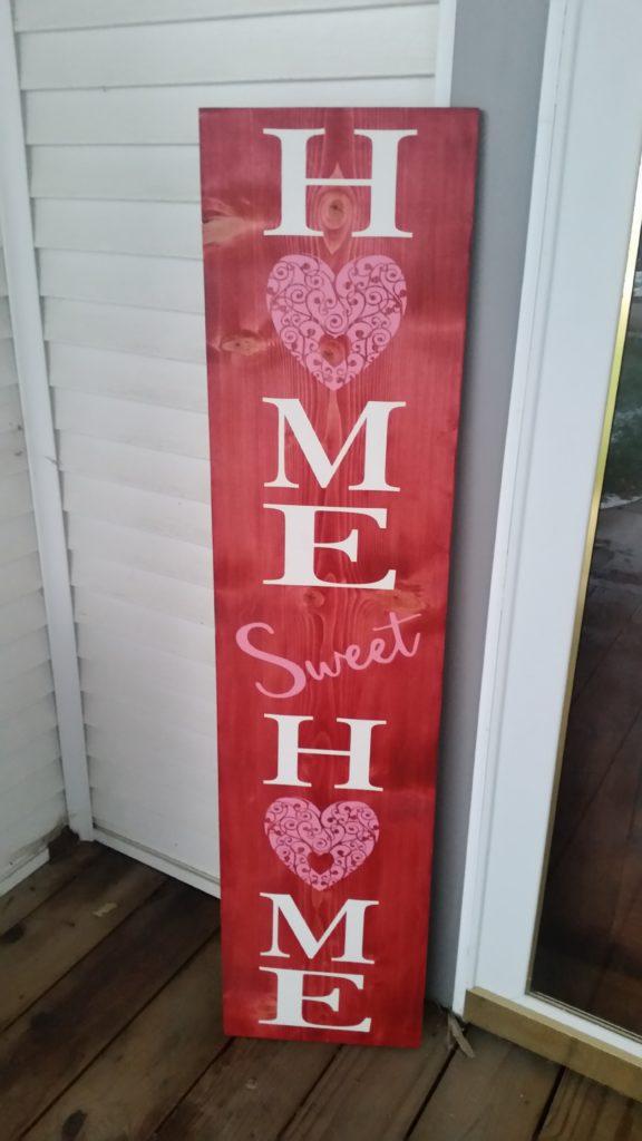 099 - Porch Home Hearts
