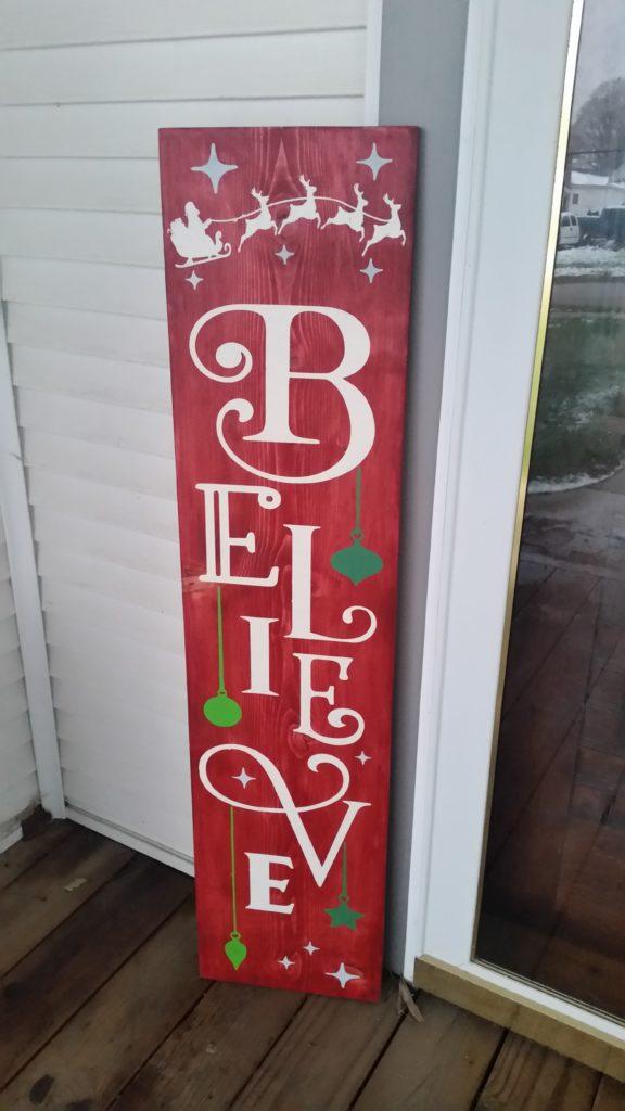 086 - Porch - Believe
