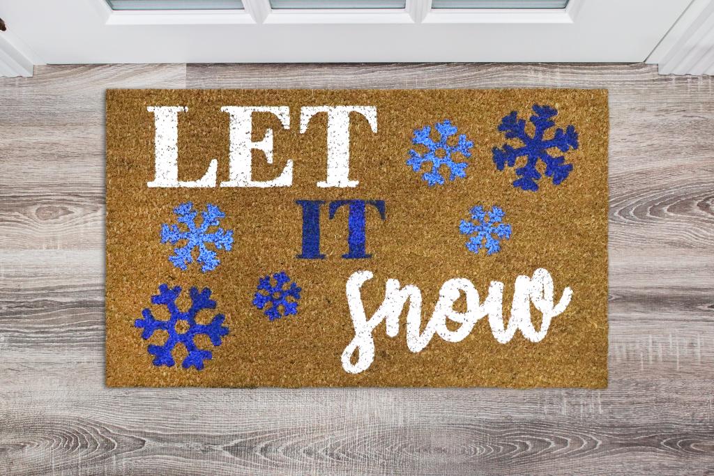912 - Let it snow