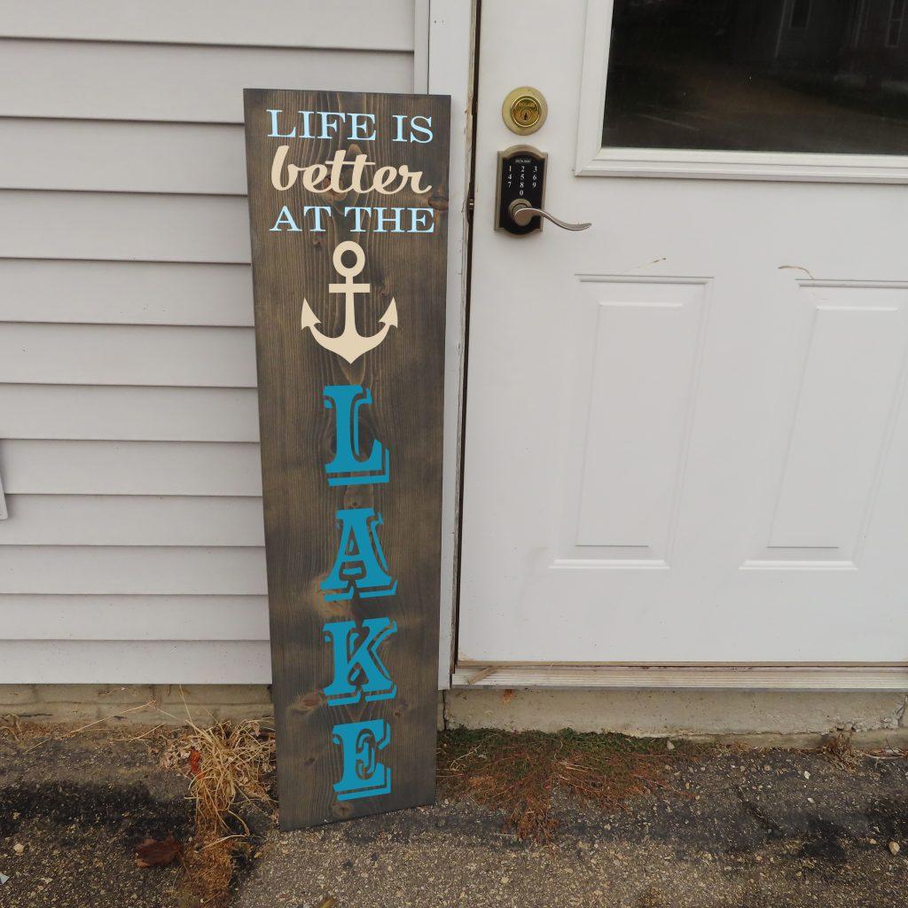 Porch Sign Classes