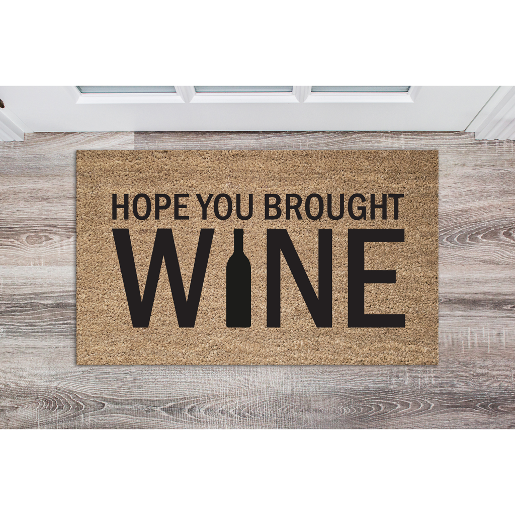 928 - Hope you Brought Wine