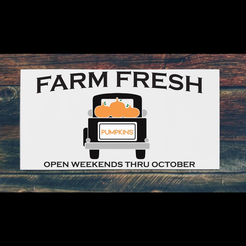 649 - Farm Fresh Pumpkins EST