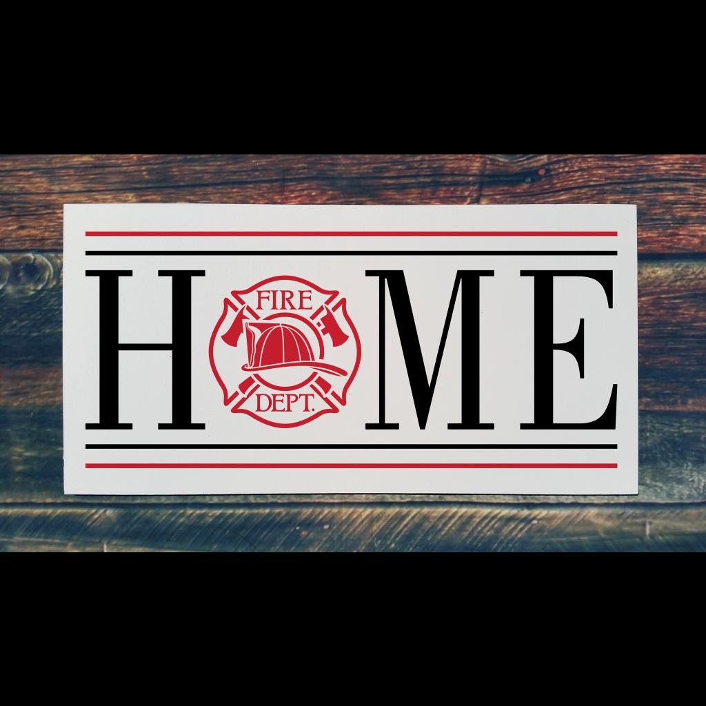 537 - Fire Dept Home