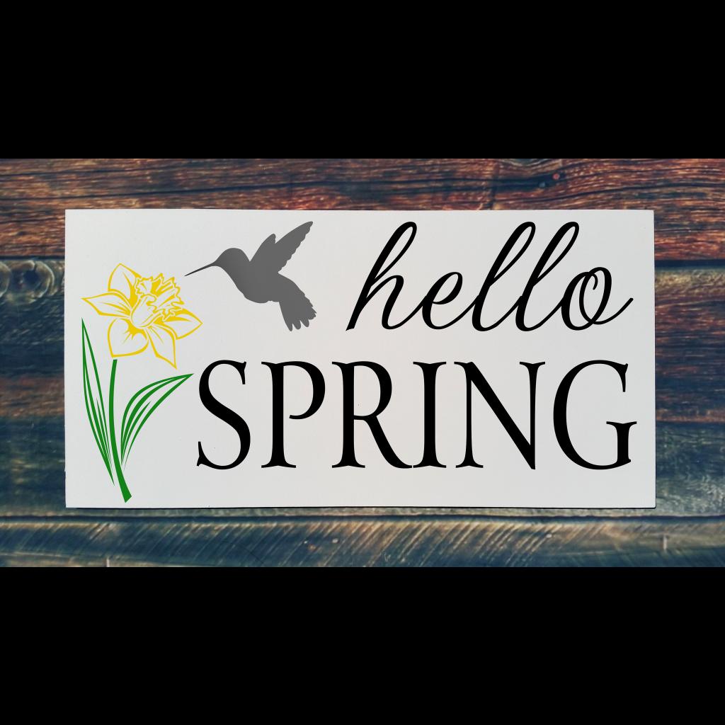 709 - Hello Spring