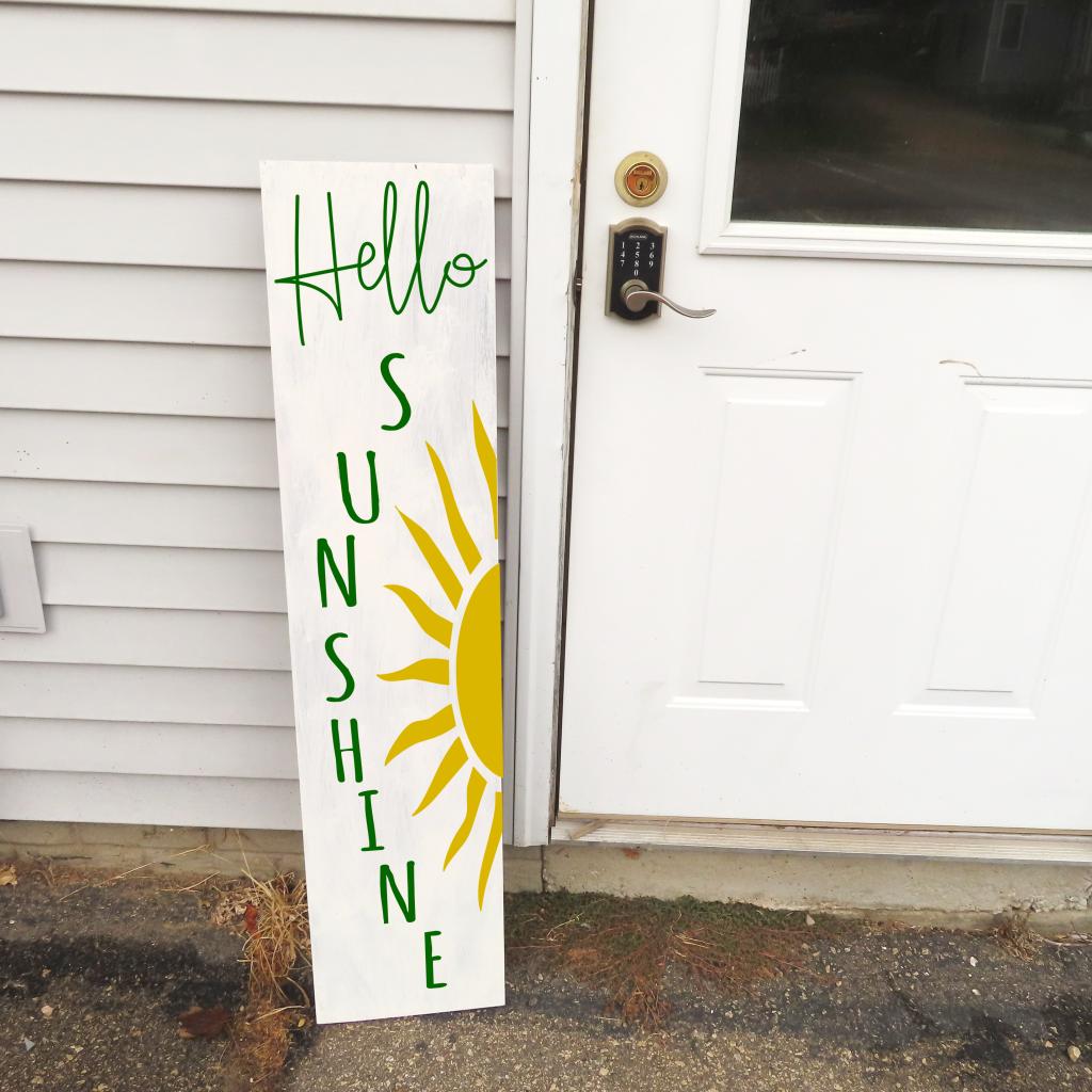 122 - Hello Sunshine
