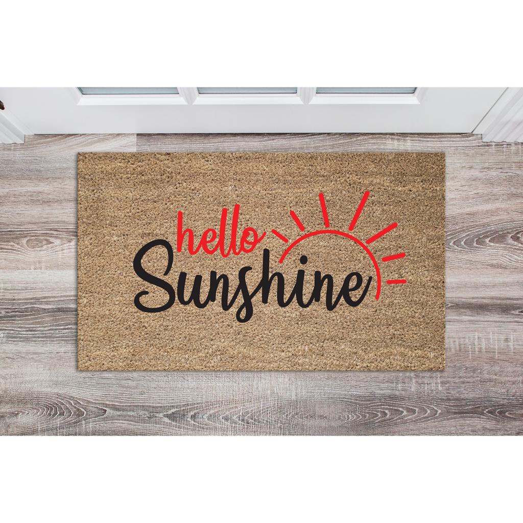 931 - Hello Sunshine