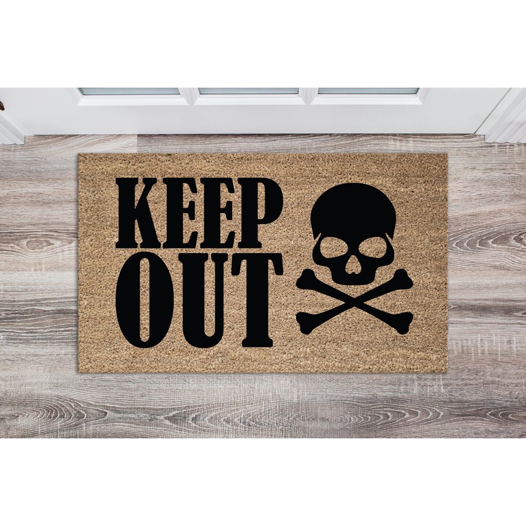 916 - Keep Out