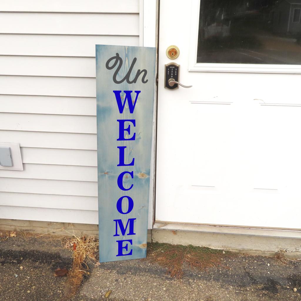 042 - Un-Welcome