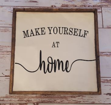 484 - Make Yourself At Home