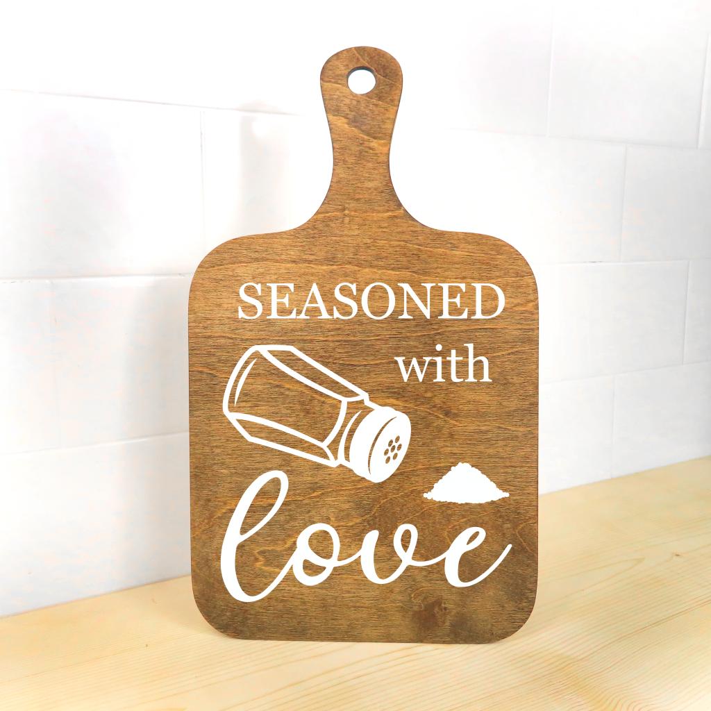 Add On 29 - Seasoned With Love