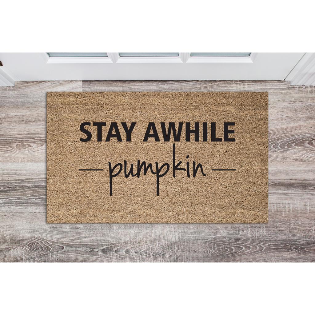 915 - Stay Awhile Pumpkin